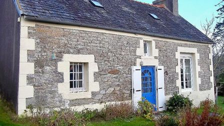Charming cottage in Finistere for 81,000 euros