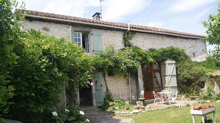 Village house in Charente for 109,000 euros