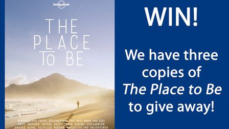 Win a copy of The Place to Be by entering our competition