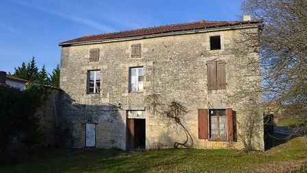 Village house to renovate in Charente from TIC Ruffec