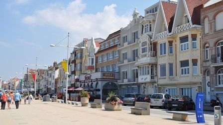 Some of Dunkirk's scenes are filmed on the streets of Malo-les-bains (c) Ville de Dunkerque