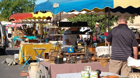 The brocante at Isle sur Sorgue is one of France's best known © legabatch / Fotolia