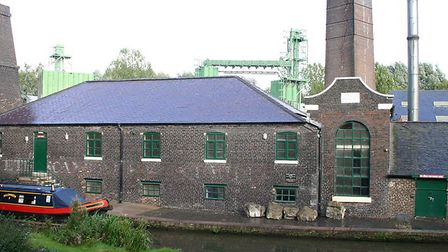 ETRURIA INDUSTRIAL MUSEUM The former Etrusan Bone and Flint Mill is now a museum, and its steam engi