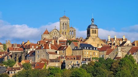 The basilica of Vézelay, in Burgundy, is a protected heritage building ©LianeM