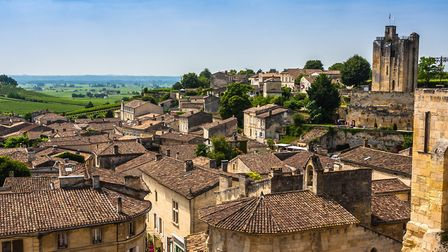 The UNESCO listing of St-Emilion makes it a sought-after househunting location ©Nellmac