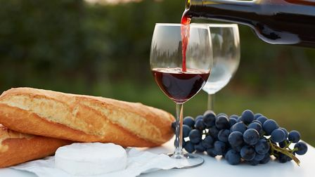 Red wine is an important part of French culture © Rostislav Sedlacek / Thinkstock