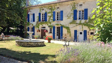 A gorgeous property in Dordogne