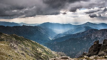 Rewarding views oh the tough GR20 in Corsica ©Timo Horstschäfer - CC BY 2.0 flickr