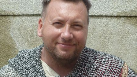 Mark Cavalier who owns two holiday cottages in Brittany