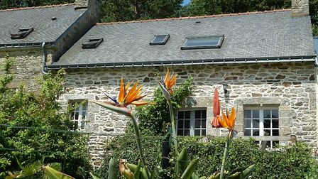 Mark's holiday cottage in Brittany with Holiday France Direct