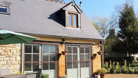Karen's holiday rental in Normandy with Holiday France Direct
