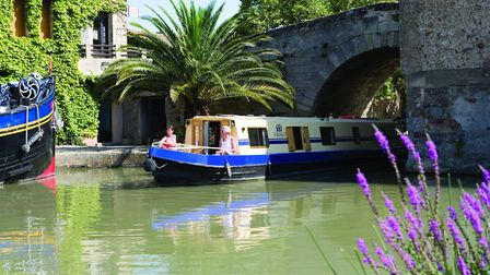 Cruise along the Canal du Midi with Minervois Cruisers