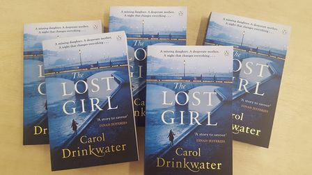 Win a copy of The Lost Girl by Carol Drinkwater