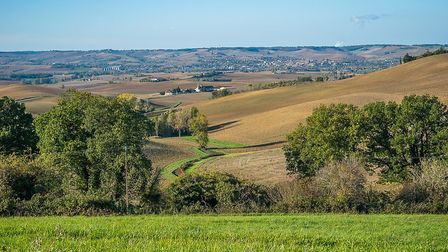 Land with planning permission in Tarn-et-Garonne for sale for 29,000 euros