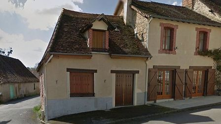 One-bed village house in Haute-Vienne for sale for 30,000 euros