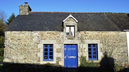 One-bed house in Cotes-d'Armor for sale for 47,550 euros