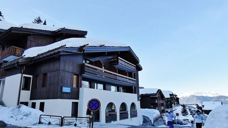 Fully furnished studio apartment in Valmorel for sale for 45,000