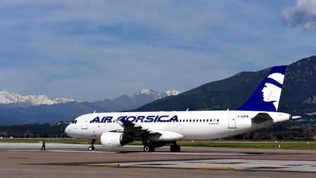 Direct flights from the UK to Corsica start in May with Air Corsica