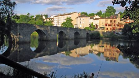 One of the bridges in Limoges in Limousin ©Jimjag/fotolia