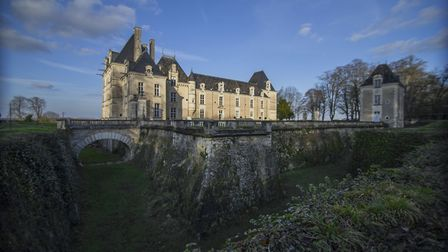 Château de Jalesnes is 20km north of Saumur in the Loire Valley