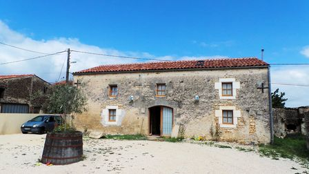 This property in Charente has more than meets the eye