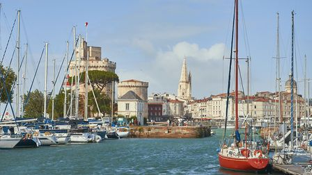 Come househunting in chic Charente-Maritime and explore towsn such as La Rochelle ©nevskyphoto - Get