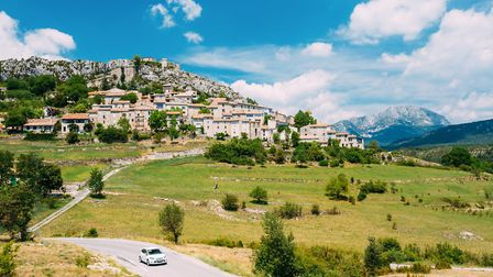 Driving in France, you'll see some stunning scenery © Thinkstock