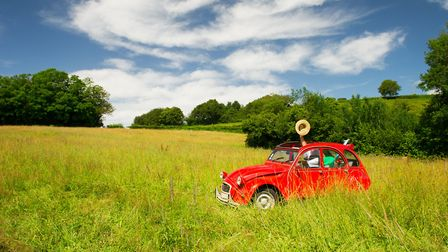 If you're looking for a runabout in France, the 2CV could be a perfect choice © Thinkstock
