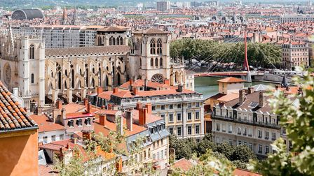 Invest in a property in the vibrant city of Lyon ©RossHelen - Getty Images/iStockphoto