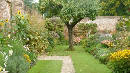 Gardening in France doesn't have to be difficult ©Lynda Harris