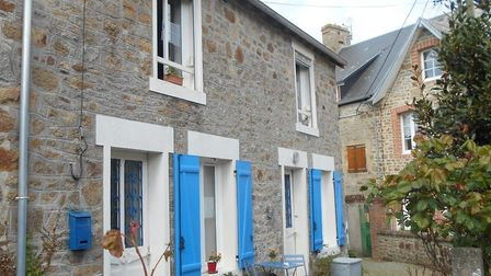 Cottage in a coastal village near Mont-Saint-Michel for sale for 178,000 with Leggett Immobilier