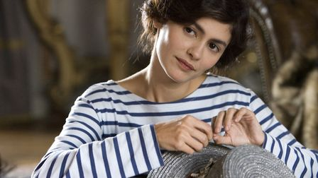 Audrey Tautou as Coco Chanel in Coco Before Chanel - photo from Haut et Court production company