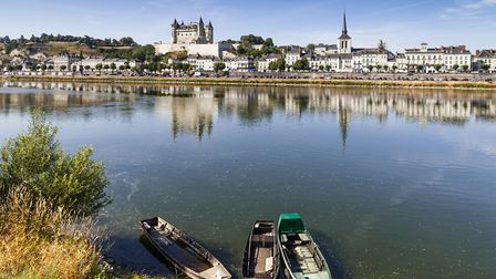 The town of Saumur and its chateau © travellinglight / iStock / Getty Images