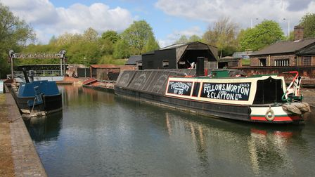 BLACK COUNTRY LIVING MUSEUM: A Black Country industrial village has been recreated from old building