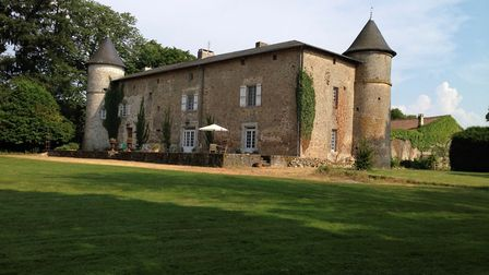 Stunning French chateau in Haute-Vienne for sale with Private Property Sellers