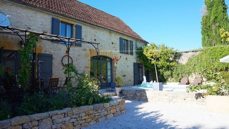 5-bed barn conversion in Dordogne for sale with Abord Immo