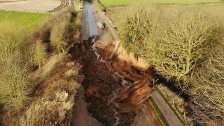 This hole will take 140 lorry loads to fill (photo: CRT)