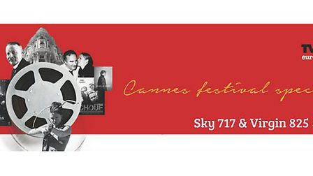Celebrate Cannes Film Festival on TV5MONDE this May