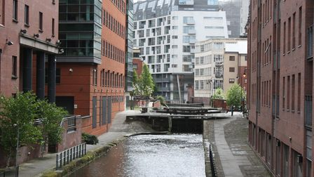 Rochdale Canal is under scrutiny (photo: Martin Ludgate)