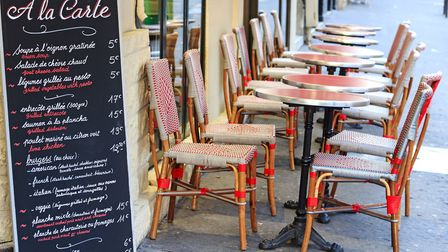 Dine in a bistro in France for an authentic French experience ©Rrainbow - Thinkstockphotos