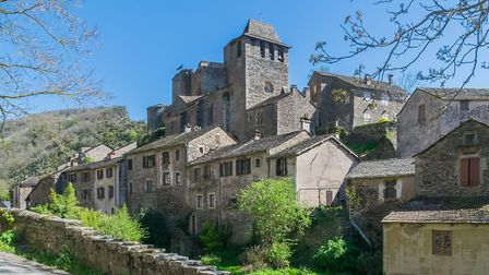 Brousse-le-Chateau in Aveyron © Krzysztof Golik / CC BY-SA 4.0 from Wikimedia Commons