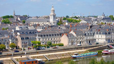 Angers, the greenest city in France © Christian Musat / Fotolia