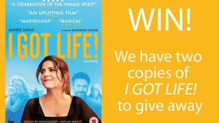 Win a copy of French film I Got Life! on DVD