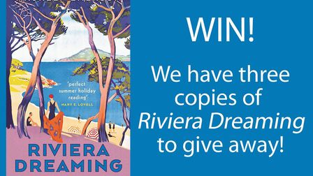 Enter our competition to win a copy of Riviera Dreaming by Maureen Emerson