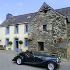Kergudon B&B and gite business in Finistere