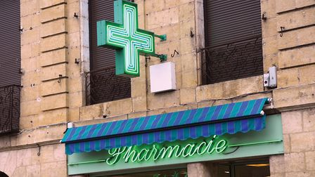 French pharmacies provide much more than medicine