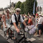 Anjou Velo Vintage a cycling festival in the Loire Valley © Christophe GAGNEUX Pixim Communication
