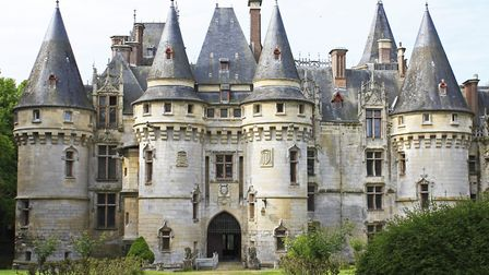 Château Vigny in the Oise department © Cicerone