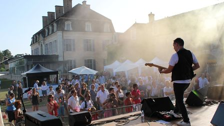 The chic and chilled Rootstock festival at Chateau de Pommard in Burgundy (c) Rootstock festival