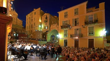 Festival de Musique in Menton on the Riviera - one of the oldest and most prestigeous in Europe (c)G